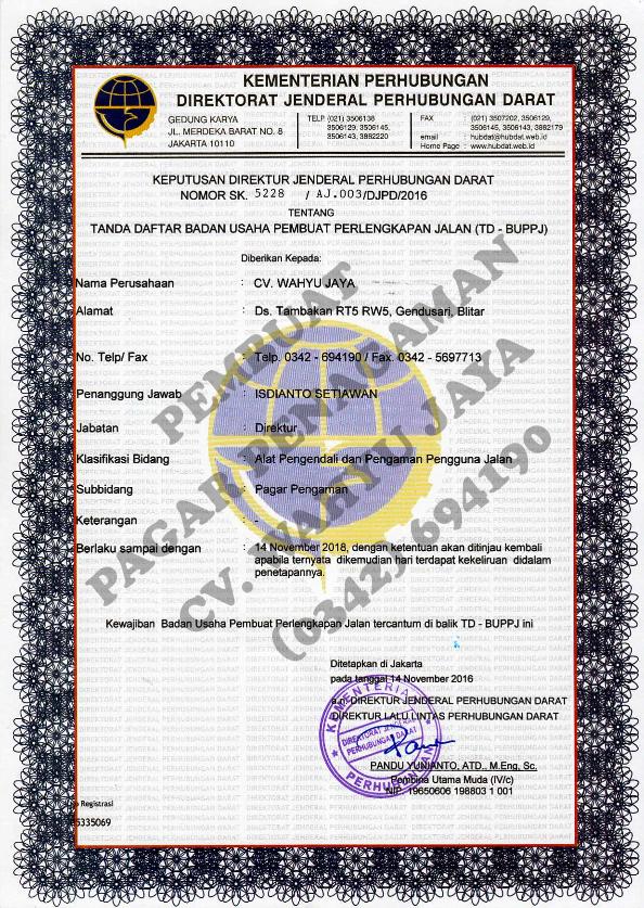 TD BUPPJ Alat Pengendali dan Pengaman Pengguna Jalan-Pagar Pengaman_001 - WATERMARK